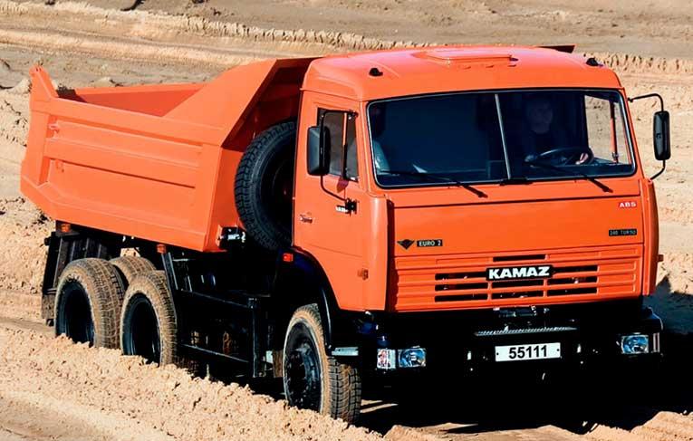 КАМАЗ 55111