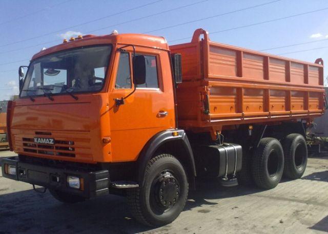 САМОСВАЛ КАМАЗ 45143-012-15 РК