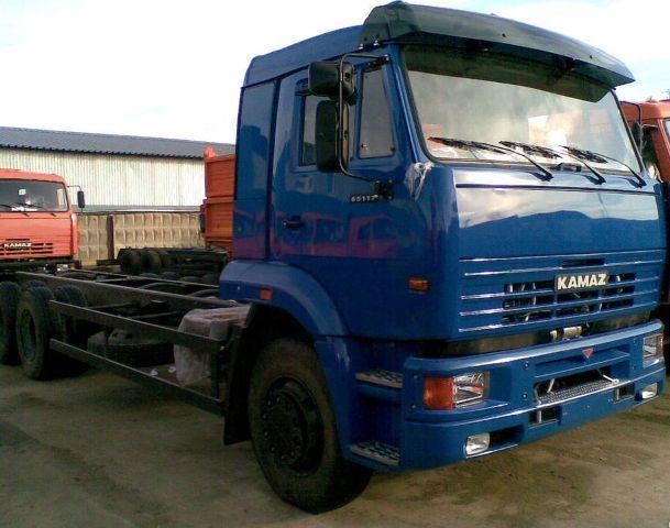 ШАССИ КАМАЗ  65117-1029