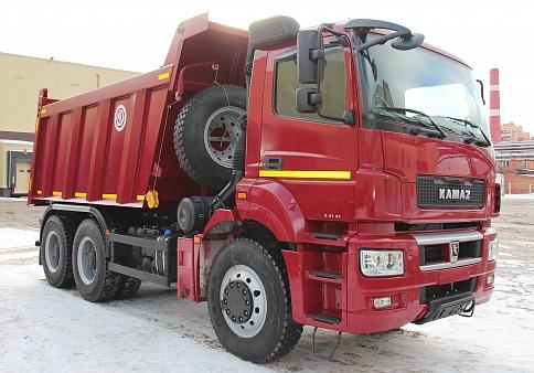 KAMAZ-6580-163001-87(S5)