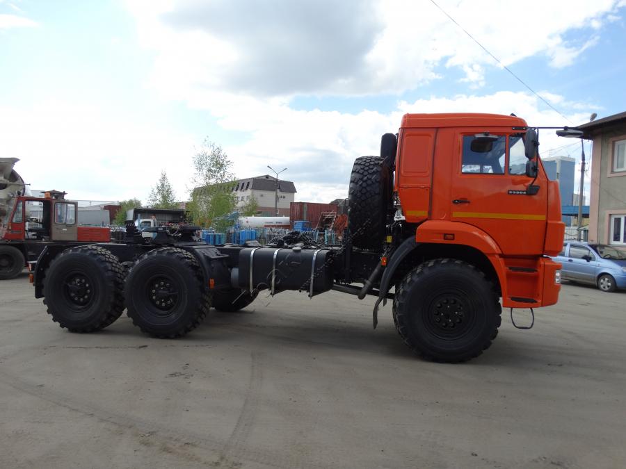 КАМАЗ 53504-46