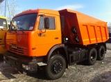 САМОСВАЛ КАМАЗ 65115-026 РК