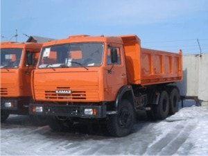 САМОСВАЛ КАМАЗ 45142-011-15