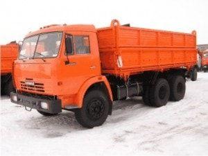 САМОСВАЛ КАМАЗ 45143-012-15