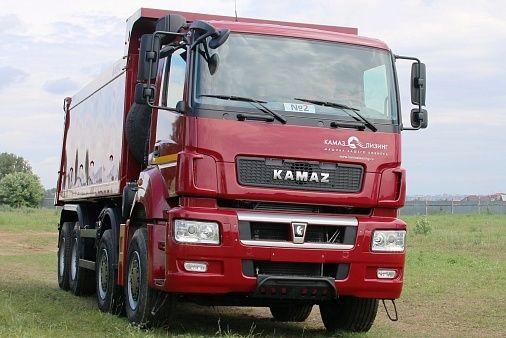 САМОСВАЛ KAMAZ-65201