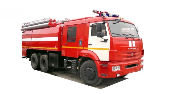 Автомобиль пенного тушения АПТ 10,0 на базе КАМАЗ-65115