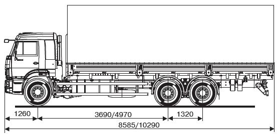КАМАЗ-65117-23(А4)