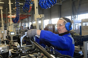 В ходе работ по Производственной системе «КАМАЗ» на заводе двигателей организо
