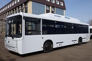 Два газовых автобуса НЕФАЗ-5299-11-31 поставлены в а