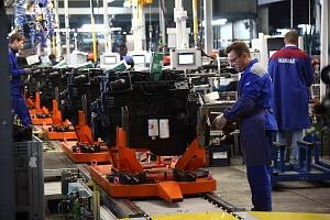 Год назад на заводе двигателей ПАО «КАМАЗ» в тестовом режиме была запущена линия стыковки двига