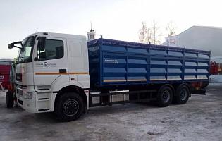 ПАО «КАМАЗ» принимает участие в Поволжском агропромы