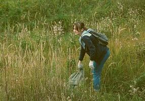 Совет молодёжи ПАО «КАМАЗ» и экологическое движение «Чистый Лист» провели в Набережных Челнах эко-квест «Чистые игры»