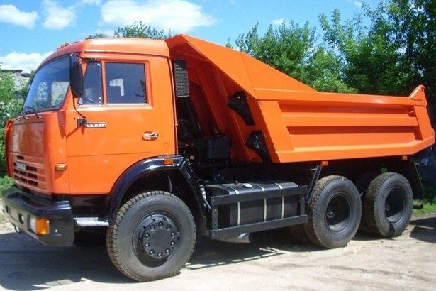 САМОСВАЛ КАМАЗ 55111-016-15